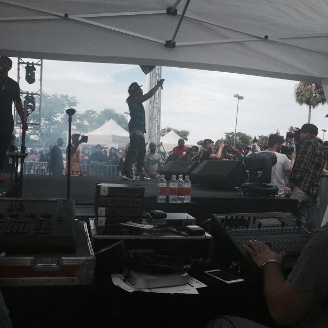 Karen Civil x Verizon Now Playing Tour