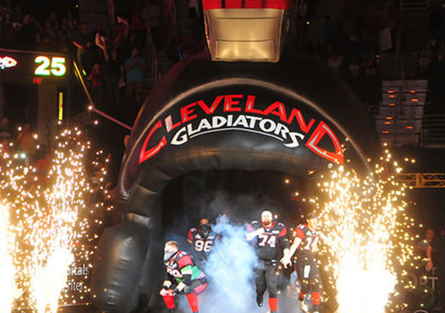 DJ Meel x Cleveland Gladiators