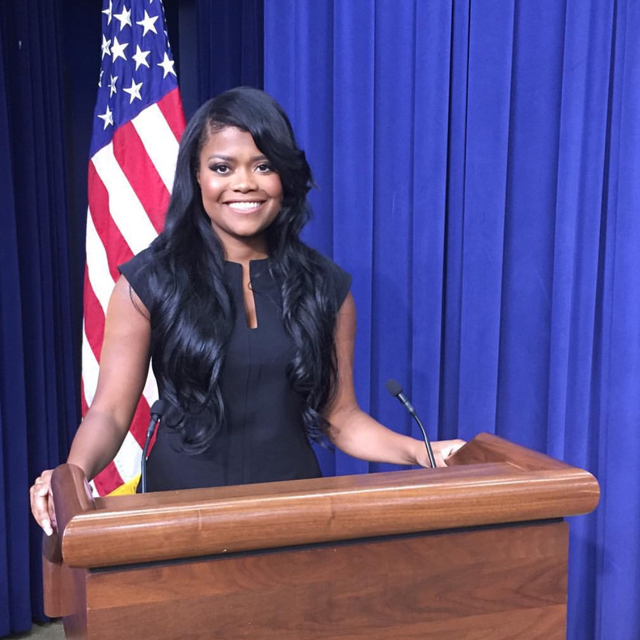 Karen Civil X The White House