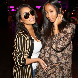Apryl & Lauren London