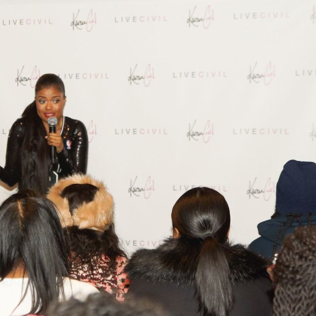 Karen Civil Day @ Barclays Center