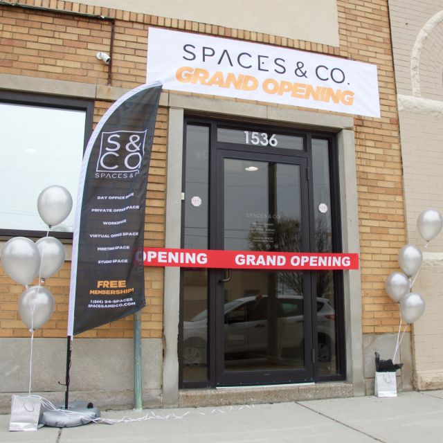 There's A New Space In Town: Spaces & CO Grand Opening