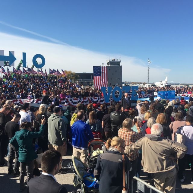 'Get Out The Early Vote' Rally with President Obama