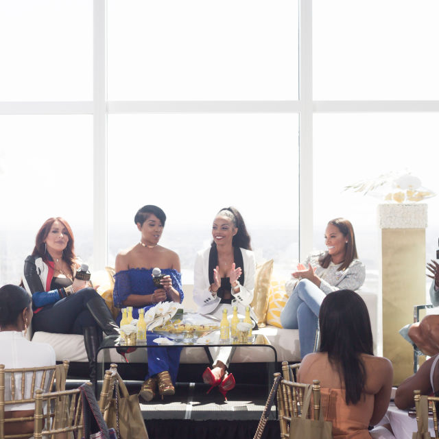Shaunie O'Neal Presents Let's Talk About It: A Women's Empowerment Luncheon