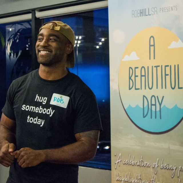 "Rob Hill Sr. Presents ""A Beautiful Day"" Tour"