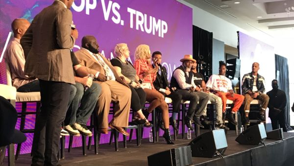 """Hip-Hop Vs. Trump"" Panel At #REVOLTMusicConference 2017"
